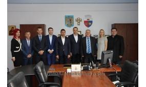 Primire delegatie Majdanpek, Serbia - 16 octombrie 2016