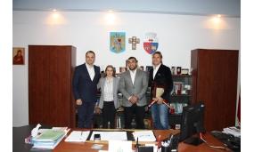 Întâlnire cu Adrian Croitoru și Alina Dumitru - 12 noiembrie 2016