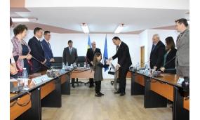Premierea elevei Sofia Ciobanu - 24 noiembrie 2016