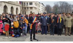 Ziua Națională a României - 1 Decembrie 2016