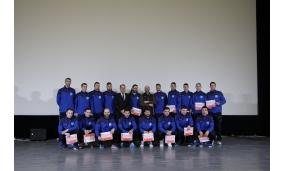 Premierea sportivilor CSM 2007 Focșani - 8 decembrie 2016