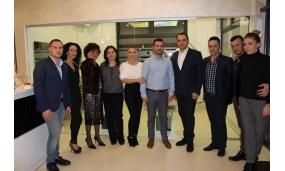 Deschidere clinica stomatologica dr. Balica - 15 decembrie 2016