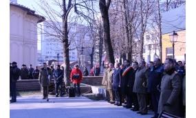Comemorarea eroilor Revoluției din 1989 - 22 decembrie 2016