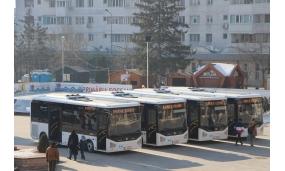Autobuze noi - 1 februarie 2017
