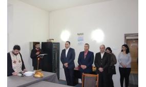 Inaugurarea noului sediu SPLAS - 20 februarie 2017