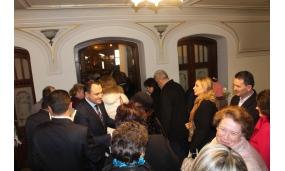 Participare la manifestările organizate la Teatrul Municipal de 1 martie 2017