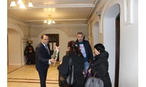 Participare la evenimentele organizate la Teatrul Municipal de 8 martie 2017