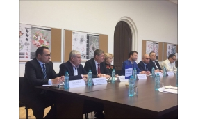 Întâlnire cu doamna Comisar European Corina Crețu în cadrul Comitetului Director al AMR - 16 martie 2017
