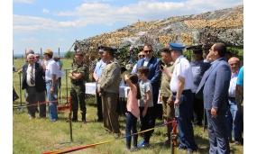 Participare la mitingul aviatic organizat de Asociația Română pentru Propaganda și Istoria Aeronauticii (ARPIA) - 10 iunie 2017