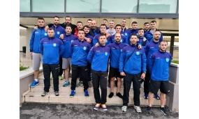 Participare la baraj a echipei de handbal CSM Focșani la Brașov - 17 iunie 2017