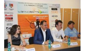 Deschiderea oficială a Turneului de Tenis Vrancea Trophy - 3 iulie 2017