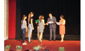 Premierea elevilor și profesorilor cu rezultate deosebite - iulie 2017