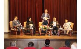 Lansarea cărții - Focșanii în straie monahale - 7 iulie 2017