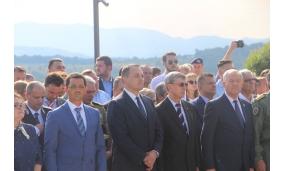Depunere de coroane Mărăști - 21 iulie 2017