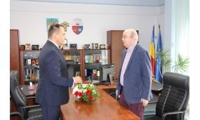 Intâlnire cu ambasadorul Regatului Unit al Marii Britanii în România - 8 septembrie 2017