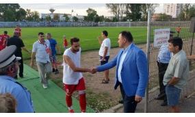 Liga a treia de fotbal: CSM Focșani - Oțelul Galați - 9 septembrie 2017