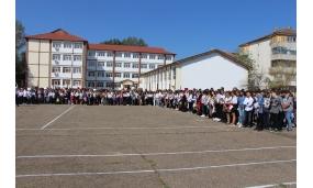 Deschidere an școlar - 11 septembrie 2017