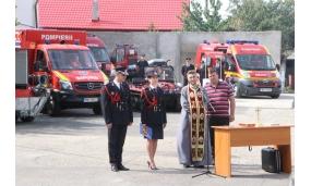 Ziua Pompierilor - 13 septembrie 2017