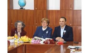 """60 de ani de la absolvirea Colegiului Național """"A.I. Cuza"""" - 7 octombrie 2017"""