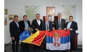 Delegații străine la Festivalul Viei și Vinului - 6 octombrie 2017