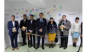 Inaugurare Centru de Zi din Sud - 27 noiembrie 2017