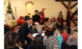 Daruri copiilor bolnavi de diabet - 18 decembrie 2017