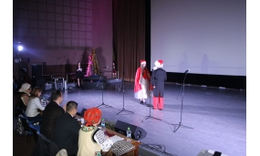 Moș Crăciun Muzical - 21 decembrie 2017