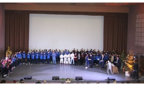 Premierea sportivilor CSM Focșani - 22 decembrie 2017