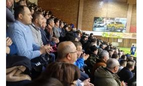 Handbal (25 februarie 2018) - CSM Focsani - CSU Suceava 24 - 24