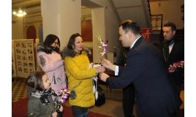 1 martie 2018 - Flori pentru inceputul primaverii