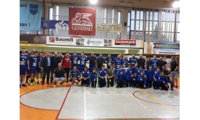 CSM 2007 Focsani - HC Vaslui - 19 mai 2018