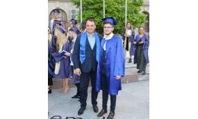 "Absolventii Colegiului National ""Al Ioan Cuza"" 2018"