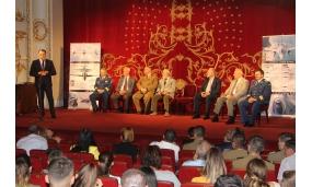 """Conferința """"DESTINE AERONAUTICE ÎN POARTA FOCŞANILOR"""", Ediţia a II-a"""