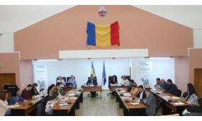 Finalul parteneriatului Primăria Focșani - Program ROMACT - 27 iunie 2018