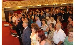 Gala cetatenilor de onoare, in cadrul Zilelor Municipiului Focsani - 5 iulie 2018