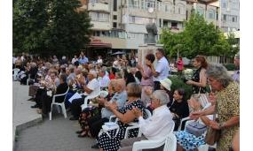 Premierea cuplurilor de aur - Zilele Municipiului Focsani - 07.07.2018