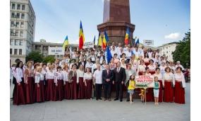 """Ansambluri corale invitate la """"Zilele Municipiului Focșani"""" - 7 iulie 2018"""
