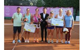 Tenis international cu ocazia Zilelor Municipiului Focsani - 7 iulie 2018