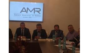 Reuniunea Comitetului Director al AMR, Bucureşti, 23 iulie 2018