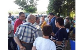 Intalnire cu cetatenii din cartierul Mandresti - 2 august 2018