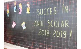 Deschiderea anului scolar 2018 - 2019 - 10.09.2018