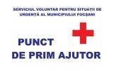 Primăria Focșani a organizat trei puncte de prim ajutor