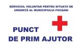 Trei puncte de prim ajutor puse la dispoziția cetățenilor de Primăria Focșani