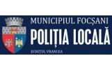 Raportul de activitate al Poliţiei Locale a Municipiului Focșani pentru luna octombrie 2019