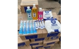 Începe distribuirea pachetelor cu produse igienice de bază
