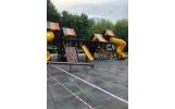 Primăria Municipiului Focșani a finalizat lucrările de reabilitare la locul de joacă din Parcul Schuman