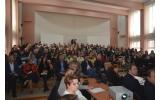 "Dezbatere publică la Ateneul Popular ""Mr. Gh. Pastia"""
