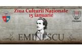 Focșaniul sărbătorește 170 de ani de la nașterea lui Mihai Eminescu