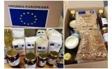 Începe distribuirea pachetelor de ajutoare alimentare