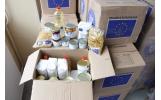 Începe distribuirea ajutoarelor sub formă de alimente din partea UE